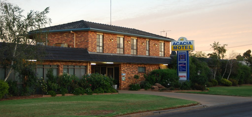 Motels In Griffith NSW - Acacia Motel